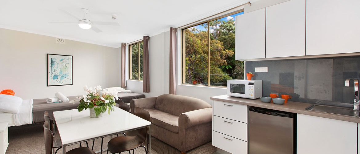 Budget Accommodation in the Heart of Manly